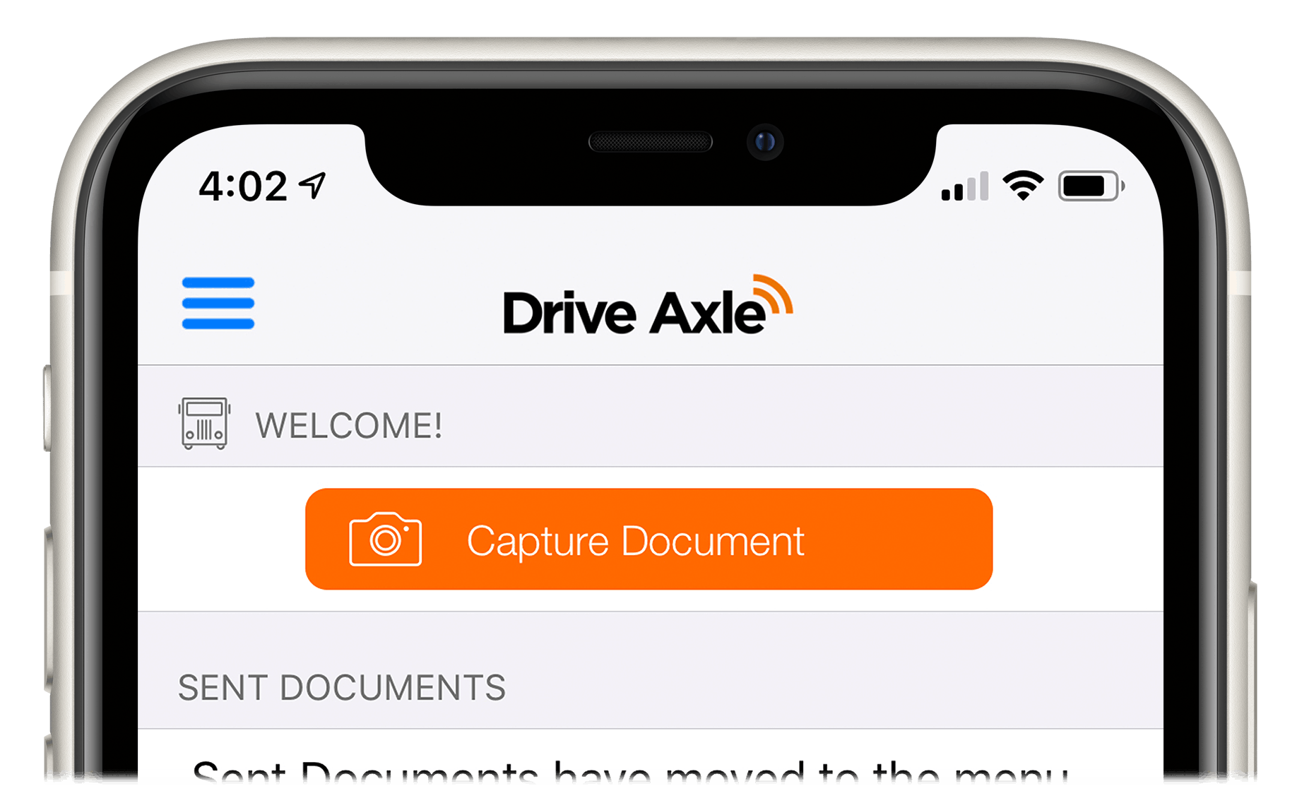 Learn about our driver app -<br>Drive Axle